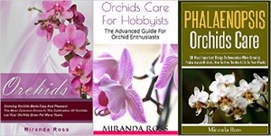 3 Books about orchids